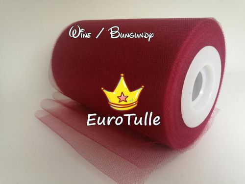 Wine / Burgundy  Nylon 100 Y